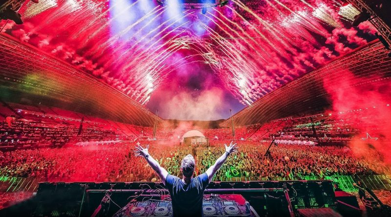 Europe and Famous Summer Music Festivals
